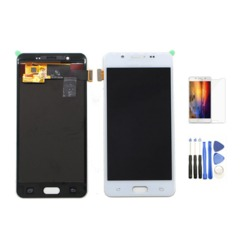 A510F LCD For Samsung Galaxy A5 2016 A510 A510M SM-A510F Touch Screen Digitizer adjust brightness Black A510