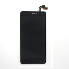 Red mi Note 4 LCD (Global) For Xiaomi Redmi Note 4X snapdragon 625 Touch Screen Digitizer Assembly black With frame