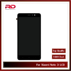 150mm Note 3 LCD For 5.5 inch For Xiaomi Redmi Note 3 / Note 3 Pro LCD Display with frame black with frame