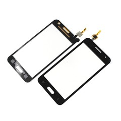 Touchscreen For Samsung Galaxy Core 2 II G355 G355H Core2 SM-G355H Sensor LCD Dispaly Glass Cover black SAM CORE 2