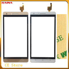 5.0 inch Phone Touch Screen Sensor For Ark Benefit S502 New Digitizer Touch Screen Panel Sensor black S502