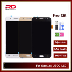 LCD For Samsung Galaxy J5 2015 J500FN J500F J500G J500Y J500M Display Touch Screen Assembly black J500