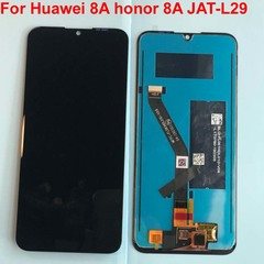 6.01'' LCD For Huawei Honor play 8A honor 8A JAT-L29 LCD Display Touch Screen Digitizer Assembly black Huawei honor 8A