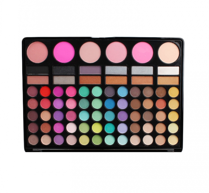 Eyeshadow Palette,  Professional Makeup 78 Colours Cosmetics Set 78-01