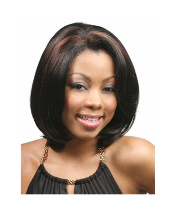 """12""""  short fashion Wigs for Women synthetic  Hair wig as picture 12inch"""