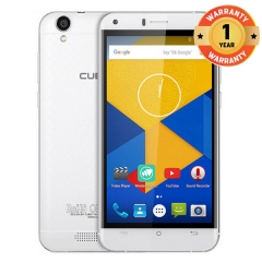 CUBOT MANITO 5.0 Inch HD Screen Smartphone Android 6.0 MTK6737  3GB RAM 16GB ROM Mobile Phone white