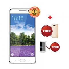 OWWO Carnival 6 - 6 Inch, 8MP + 2MP Camera, Memory: 1GB & 8GB ROM, 3000mAh battery, 2G/3G Smartphone white
