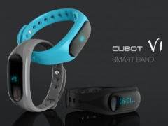 CUBOT SMART V1 WRISTBAND Black 230*23*10 (mm)