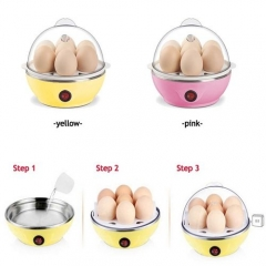 Long Life EA-Egg Steamer yellow normal