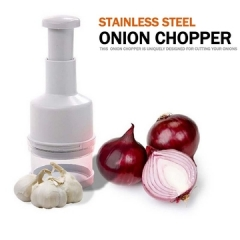 TAG Kitchen -Stainless Steel Onion Chopper white normal