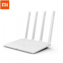 Xiaomi Mi WIFI Router 3 11AC Dual Band 2.4/5G 1167Mbps 128M ROM/RAM APP Control External USB storage