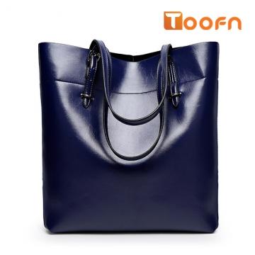 Valentines Gift Toofn Handbag Bigsize Fashion Tote Bags,Shopping Bag Blue F
