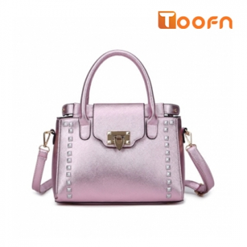 Toofn Handbag Elegant Ladies Hand Bags,Sling Bag purple f
