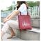 TOOFN ParisTote bag Shoulder bags Students book bag red f