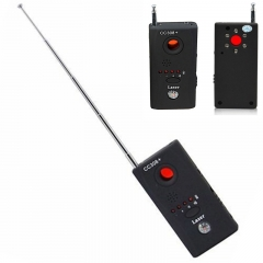 New Wireless Radio Signal RF Camera GSM Device Finder GPS Signal Lens RF Tracker Anti Spy Detector ip camera uk plug