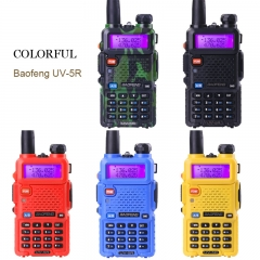 BAOFENG UV-5R Portable Walkie Talkie VHF UHF Ham Radio Transceiver Walkie Talkies Communicator