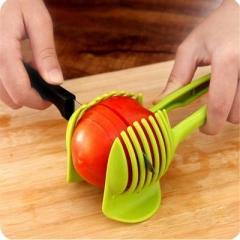 Multifunctional vegetable and fruit slicer