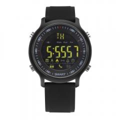 Smart Bracelet Waterproof Bluetooth watch Pulse Sports Fitness Tracker wearable devices Android iOS black smartwatch