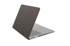 "Macbook case, Matte Plastic Hard Case for Macbook 12""/Air 11""/13""/Pro 13""/15""/Pro Retina 13""/15"" grey macbook pro retina13"