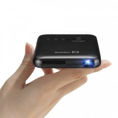 Portable Mini Projector with HDMI Input Wireless Wifi Bluetooth 1080P Pocket Projector Black-HDMI Input one size