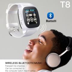 Bluetooth Smart Watch,Fitness Tracker Smart Watch,Men Women Smart watch Bluetooth Watch xiaomi tecno white t8 one size