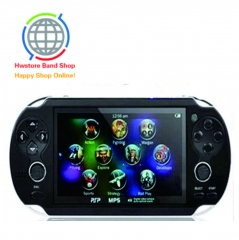 8GB Handheld Game mp5 Player mp3 Player mp4 Player With Dual Joystick Camera Portable Game Console