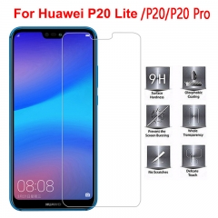 Tempered Glass for Huawei P20 Pro Lite Screen Protector 9H 2.5D Phone Protection Film transparent P20