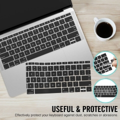 Macbook Keyboard Protector Cover Silicone Skin for MacBook 12