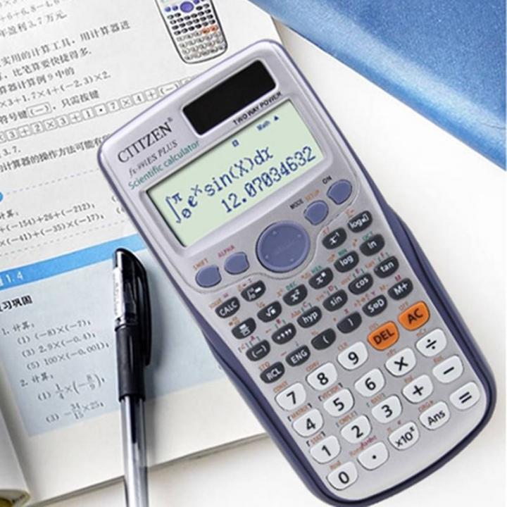 FX-991ES PLUS Scientific Calculator Calculadora Cientifica Student College Entrance Examination