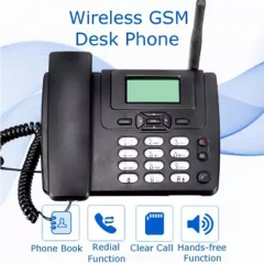 GSM 900/1800MHz Support SIM Card Fixed Phone With Call ID Phone Fixed Wireless Telephone Home