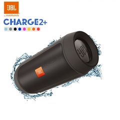 JBL Mini Portable Charge2+ IPX5 WaterProof Wireless Stereo Bluetooth Refurbished speaker blue one size