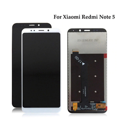 Xiaomi Redmi Note 5 LCD Display Touch Screen Assembly Digitizer Sensor For Xiaomi Redmi white one size