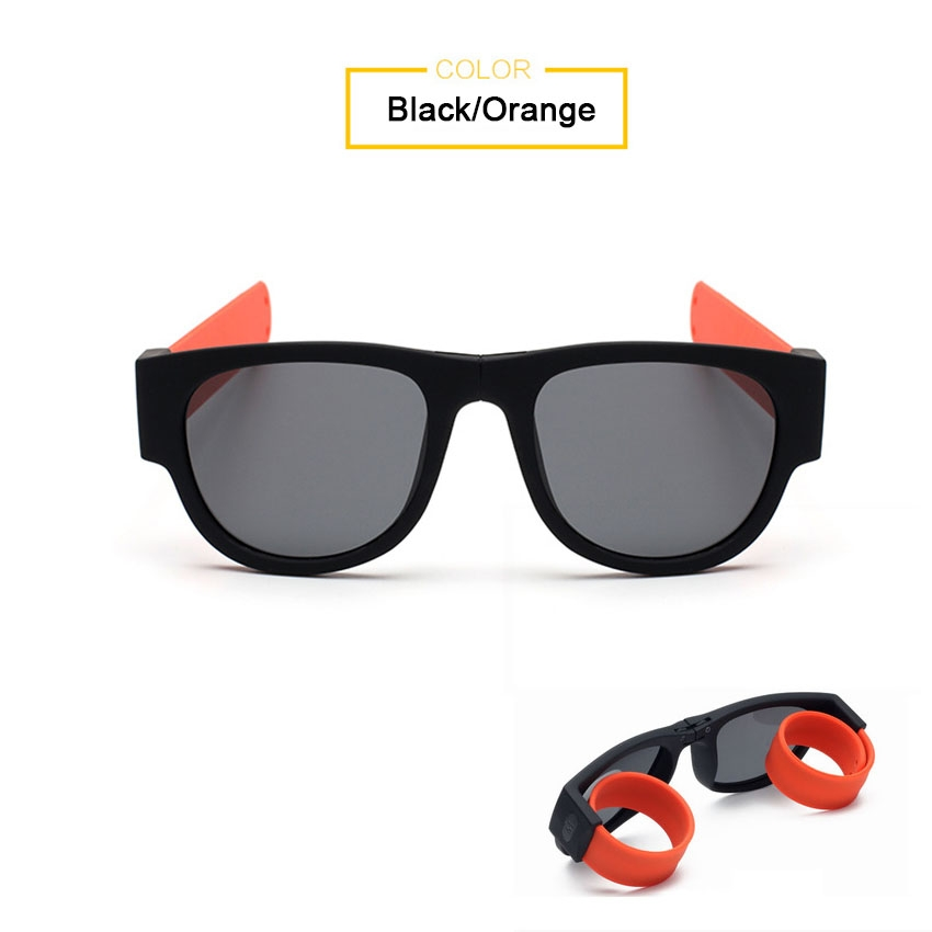 ea40d083500f2 Polarized SlapSee Foldable Unisex Sunglasses For Women Men Outdoor ...