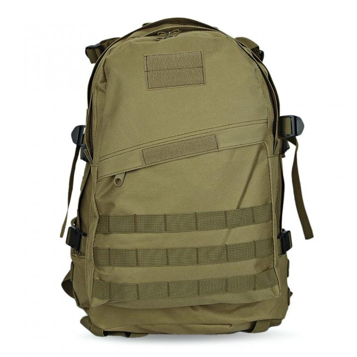 Guapabien Casual Waterproof Wear Breathable Sports Shoulder Backpack soil one size