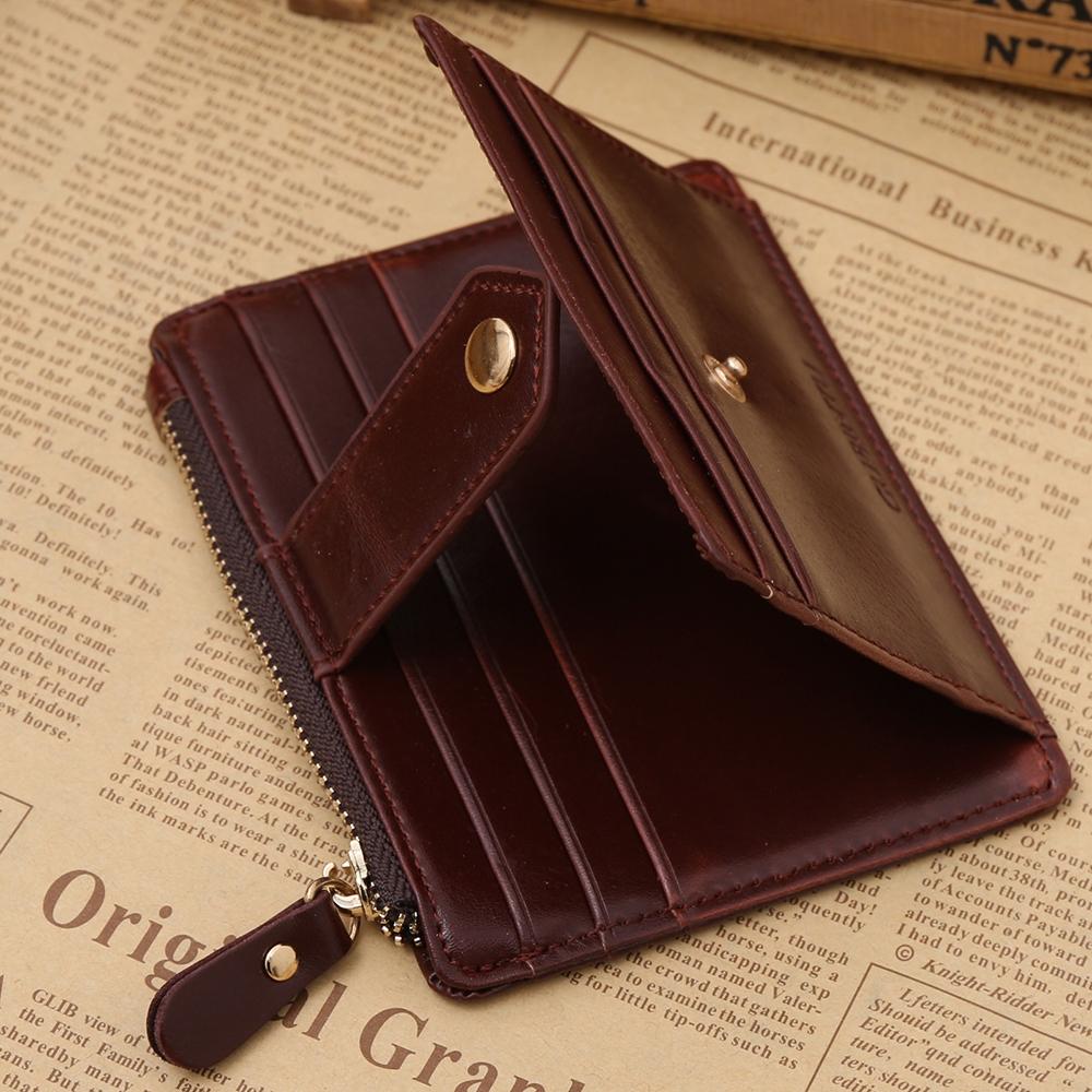 Item specifics: Seller SKU:coffee536456476282: Brand: Zipper Multi-function Zero Wallet Coin Wallet PU Leather Purse ...