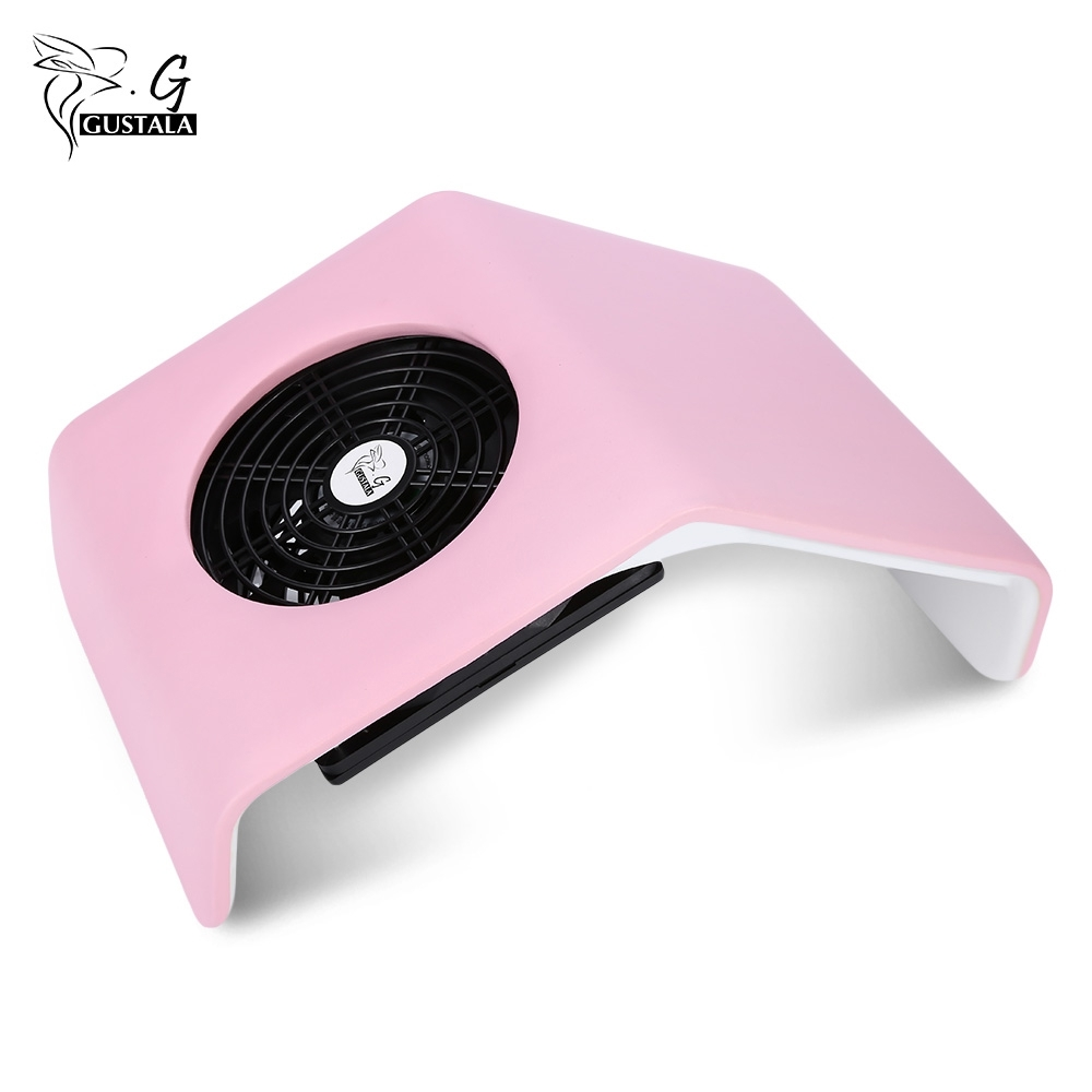 Kilimall: Gustala 30W Nail Suction Dust Collector Manicure UV Gel ...