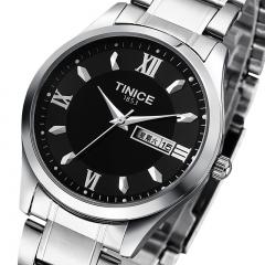 Luxury Brand Analog Sports Wristwatch Display Date Men's Quartz Watch Business Watch Men Watch black one size