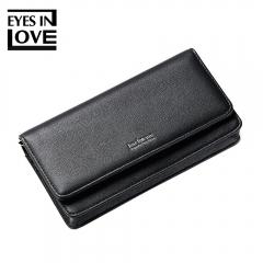 Women Wallet Small Handbags Girls Messenger Bags Lady Single Shoulder Bags PU Leather Crossbody Bags black one size