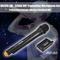WEISRE Professional Karaoke Wireless Microphone Handheld Dual Channel VHF Transmitter Microphone Set balck AAA battery one size
