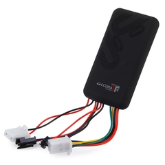 GT06 GPS SMS GPRS Vehicle Tracker Locator Remote Control Tracking Alarm black one size