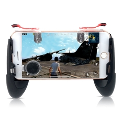 Gamepad For Mobile Phone Game Controller Shooter Trigger Fire Button Joystick as picture one size