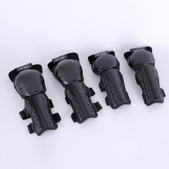 Knee Pads Elbow Pads Wrist Protector Protection Kids Scooter Cycling Roller Skating Protective Set black one size