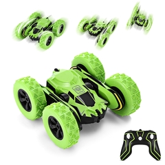 HuangBo HB - NB2802 Car Toy Remote Control Casters Revolving Arms green one size