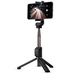Original HUAWEI Bluetooth Wireless Tripod Mount Holder Selfie Stick Camera Shutter black one size