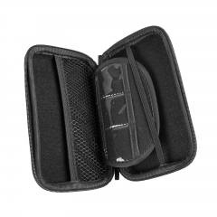 """2.5"""" HDD Portable Carrying Case Pouch Hard Drive Cable Waterproof Travel Bag blue as picture"""