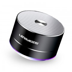 The Card With Bluetooth Speakers Small Bedroom Mini Audio Can Be Inserted USB Card Player Blueyn