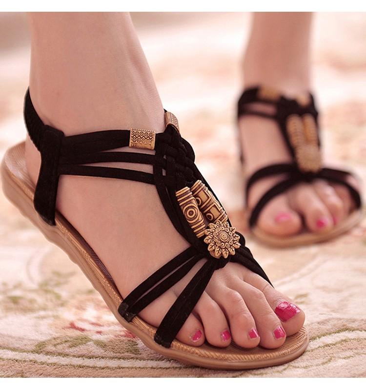 f276dcf6a71 ... Woman Summer Fashion Flip Flops Ladies Shoes Sandalias Mujer Black  beige Beige 36  Product No  1389642. Item specifics  Seller SKU cDwVc   Brand