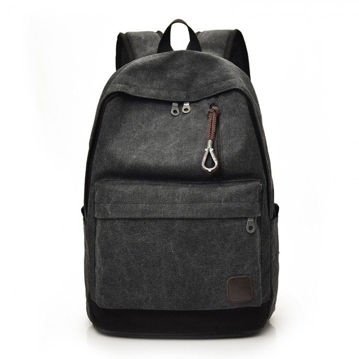 eda425004 DIDA BEAR 2017 Women Men Canvas Backpacks Large School Bags For Teenager  Boys Girls Travel Laptop