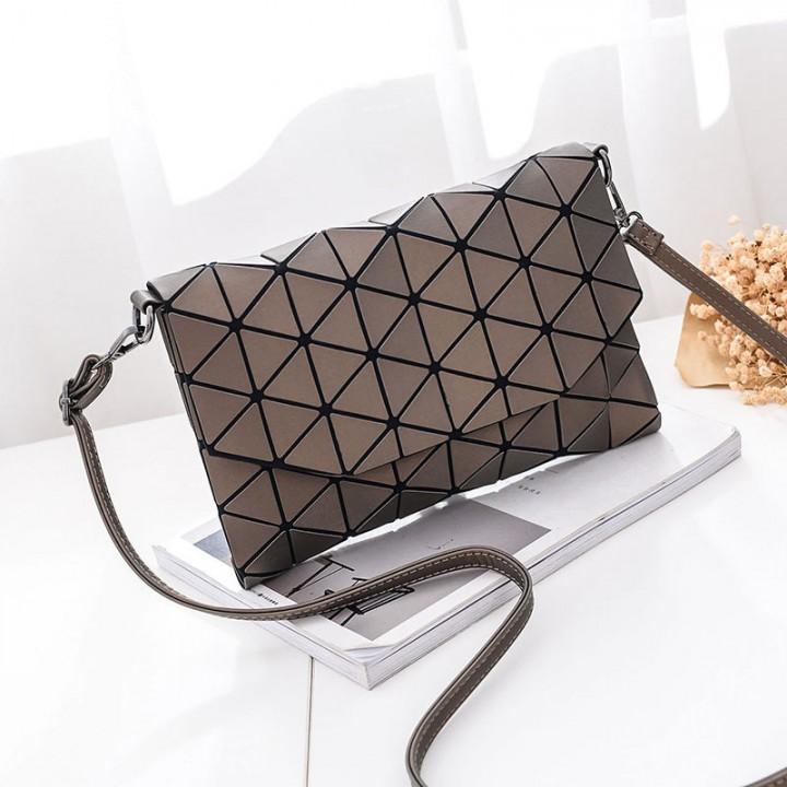 Matte Designer Women Evening Bag Shoulder Bags Girls Bao Bao Flap Handbag  Fashion Geometric BaoBao Casual 9190256681874
