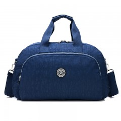 NEW Women's bags traveling duffel bag luggage women's handbags Travel Women bag on wheels Travel CN001Navy blue